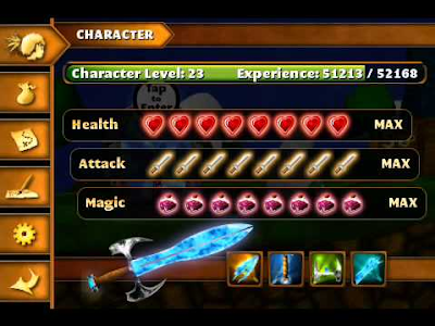 Download Free Game Swordigo Hack (All Versions) Unlimited Diamonds,Health,Attack,Magic,Unlock All Weapon 100% Working and Tested for IOS and Android