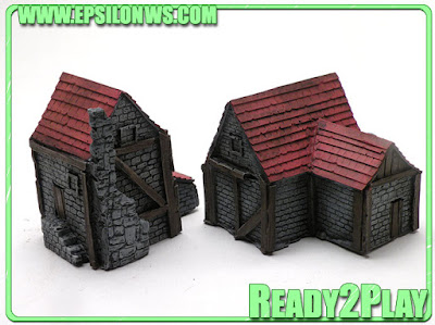 Fantasy Stone Houses picture 1