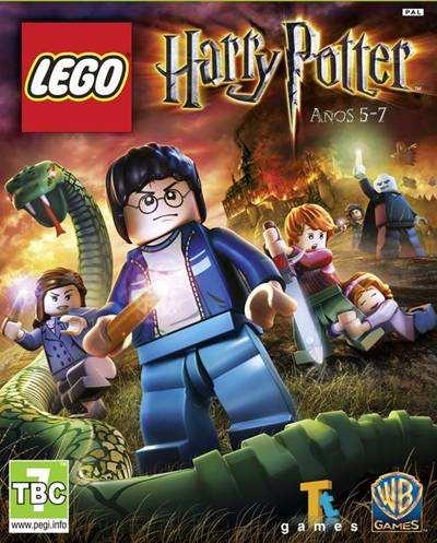 LEGO Harry Potter Años 5-7 PC Full 2011 Español ISO DVD9 Descargar Reloaded