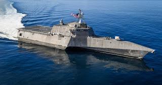 Littoral Combat Ships Kelas Independence