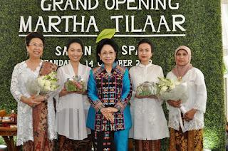 Kisah Sukses Martha Tilaar Dalam Membangun Bisnis di Industri Kecantikan
