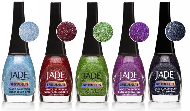 Esmalte Jade coleção Sands :: Extravaganza - Resenha