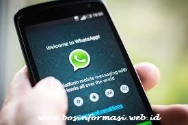 cara downgrade whatsapp ke versi lama