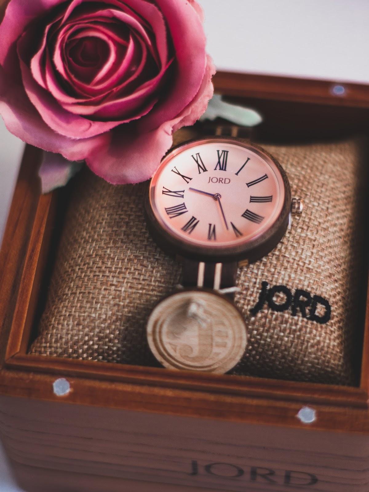Jord Cassia Watch