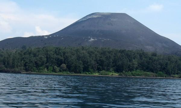 Wisata Gunung Krakatau Selat Sunda Lampung