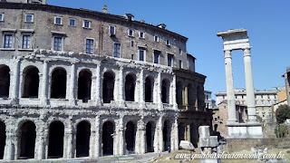 teatro marcello templo apolo sosiano guia brasileira - Via del Teatro Marcello - 2500 anos de arquitetura