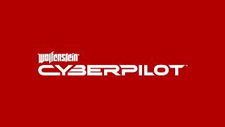 Wolfenstein Cyberpilot Logo Wallpaper