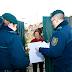 PREVENÇÃO - GNR dá conselhos e calendários da EDP a seniores para prevenir burlas