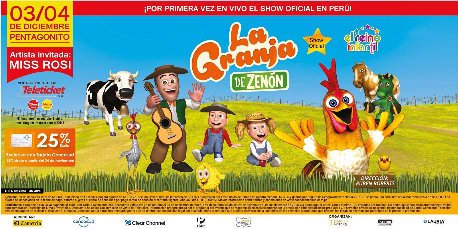 Aymama El Blog Show De La Granja De Zenon