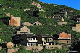 القرية الخضراء تانج يونج