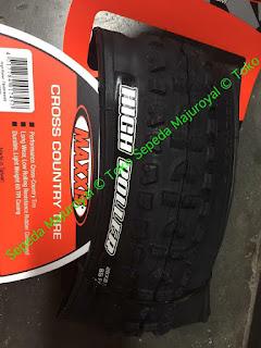 Maxxis High Roller 26x195 dan 26x210 26x235