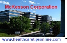 top world's biggest healthcare companies in 2019 ,McKesson