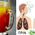 Καθαρίστε τα πνευμόνια σας εύκολα με αυτη τη θαυματουργή συνταγή!