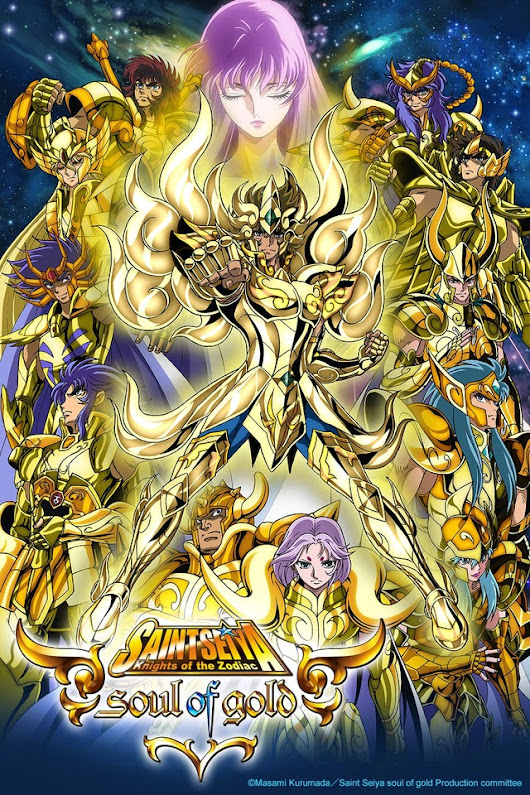 Ver: Serie Clasica: The Lost Canvas Saint Seiya Omega Soul of ...