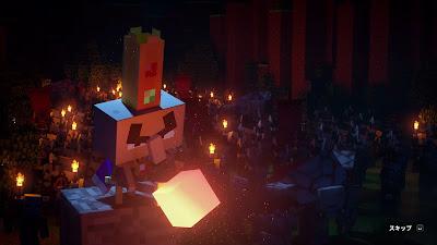 Minecraft Dungeons ストーリー画像2