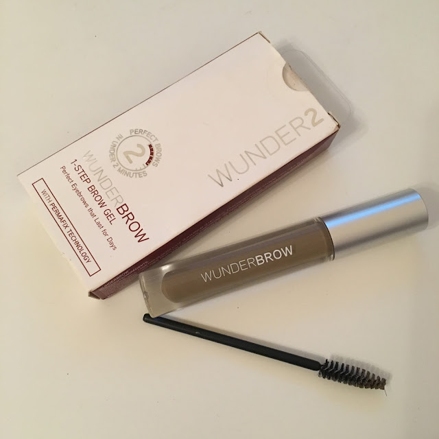 Wunderbrow Review Blonde