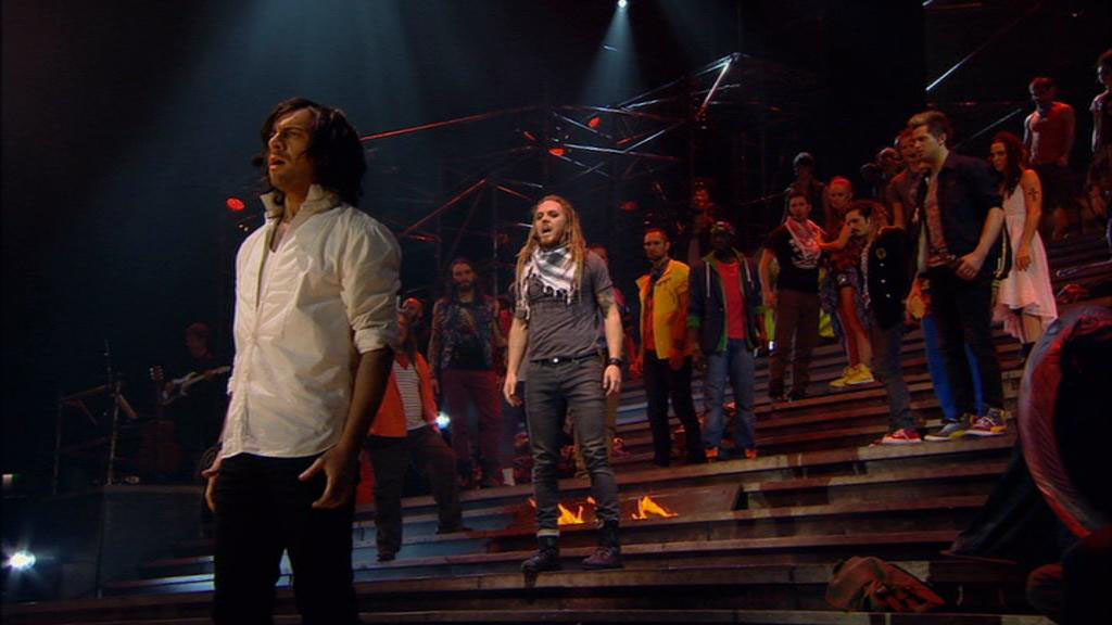It's a beautiful life: Jesus Christ Superstar - Live Arena ...