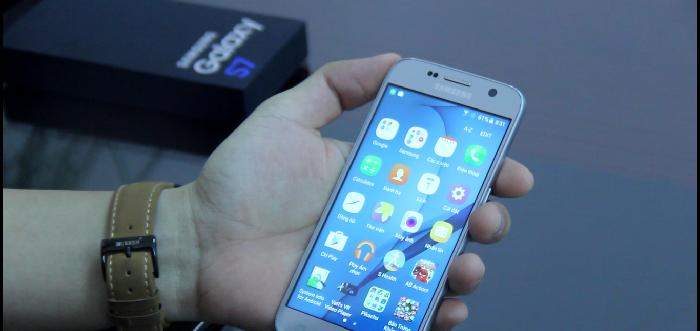 Samsusng Galaxy S7 Trung Quốc