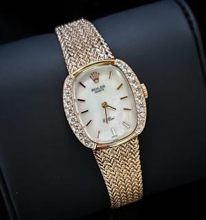 Jam Rolex buat wanita kualitas kw Super 2