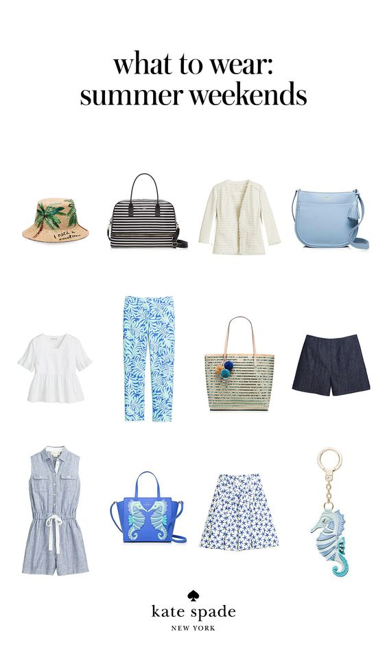 Kate Spade summer 2016 collection