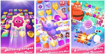 Jelly Blast-Candy Trip Mod Apk