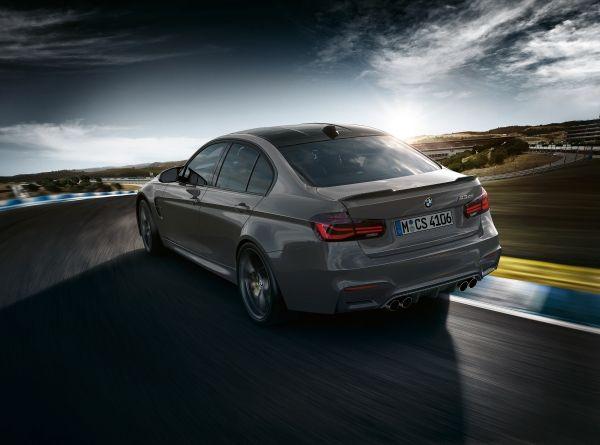 Η νέα BMW M3 CS - photos