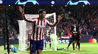 اتلتيكو مدريد يحقق فوز صعب وهام على نادي باير ليفركوزن بهدف وحيد في دوري أبطال أوروبا