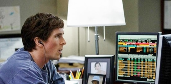 Christian Bale -The Big Short 2015