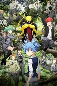 anime action school terbaik