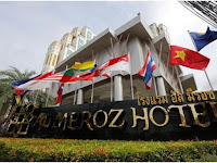 Hotel Halal Ada Di Bangkok Thailand, Bali Gimana ?