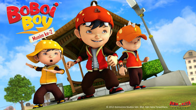 Video BoBoiBoy Musim 2