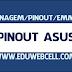 Pinout eMMC Asus ZB501KL