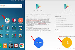 Tutorial Install Google PlayStore Di Xiaomi Rom China