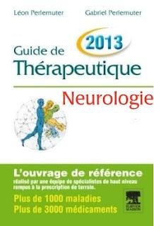 Thérapeutique  - NEUROLOGIE 1