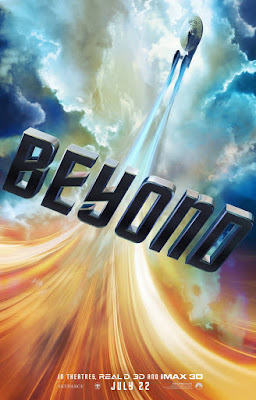 Star Trek Beyond Teaser Theatrical One Sheet Movie Poster