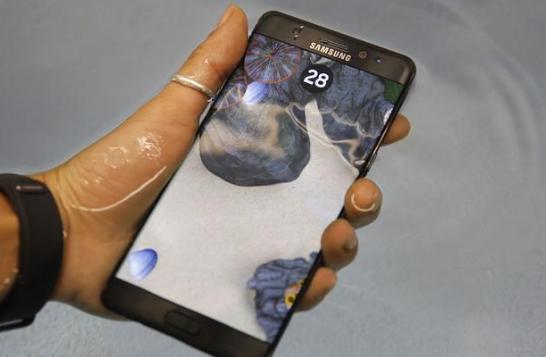 SmartPhone Terbaru, Samsung Galaxy Note 7