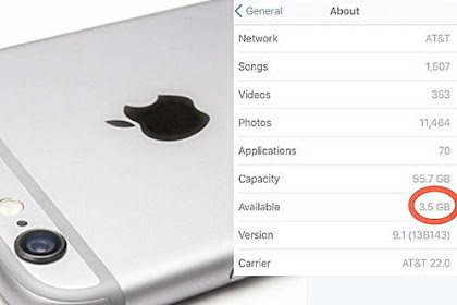 Cara Membersihkan Cache di Memori Internal iPhone Lengkap
