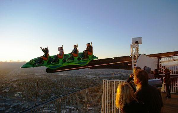 X-Scream-Stratosphere-Las-Vegas-Brinquedo