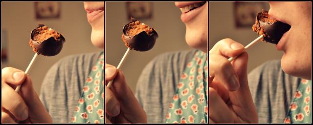 Recette Cake Pops Speculoos - muffinzlover.blogspot.fr