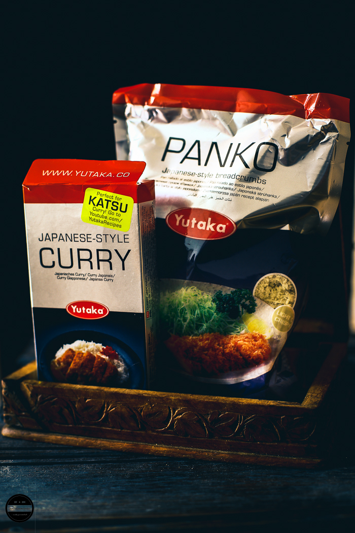Vegan Katsu Curry is originate from Japan and easy to make using Yutaka curry paste.