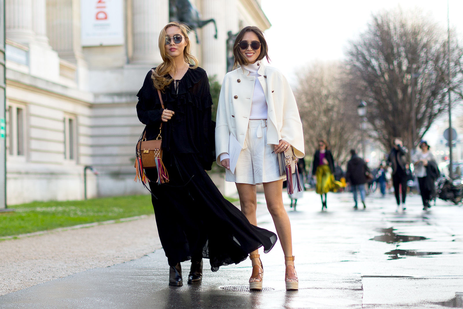 Aimee Song - Street Chic: Style from Paris Harper's Bazaar