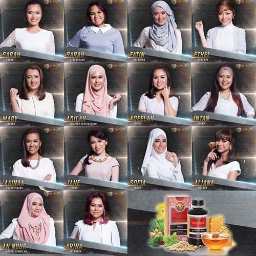 clever girl malaysia 2016 episod 2 minggu 2 pusingan 2, gambar clever girl malaysia 2016 tv3, tugasan clever girl malaysia 2016 pusingan kedua, pemenang dan peserta tersingkir clever girl malaysia 2016 episod 2