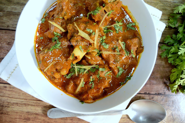Quick & Easy Mutton Masala ~ Easy Mutton Curry