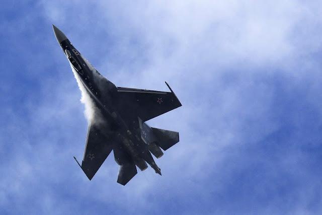 TNI Jadi Beli Pesawat Tempur Sukhoi SU-35 Buatan Rusia