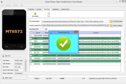 Download SP Flashtool (SmartPhone FlashTool)