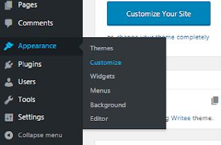 WordPress site में एक Background Images कैसे जोड़ें