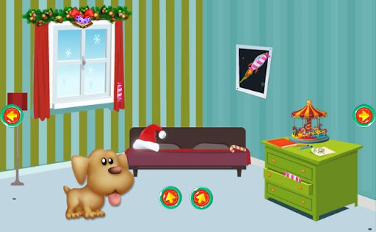 Password House Escape – New Year