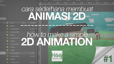 Cara Membuat Animasi 2D Sederhana - Pra Produksi #1 - Hog Pictures