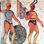 gli antichi popoli dell'Italia