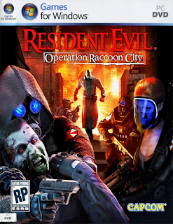 Resident Evil Operation- Raccoon City